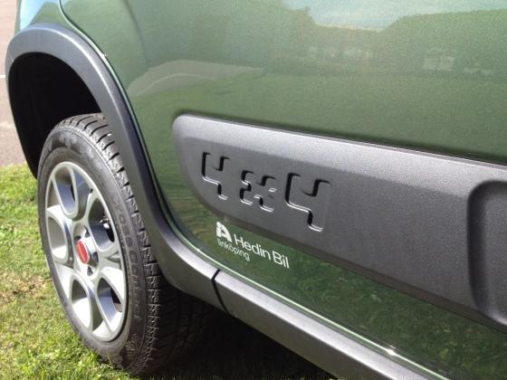 Ett SUV-attribut om något..