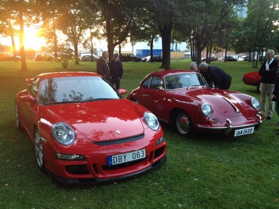 997 GT3 och 356