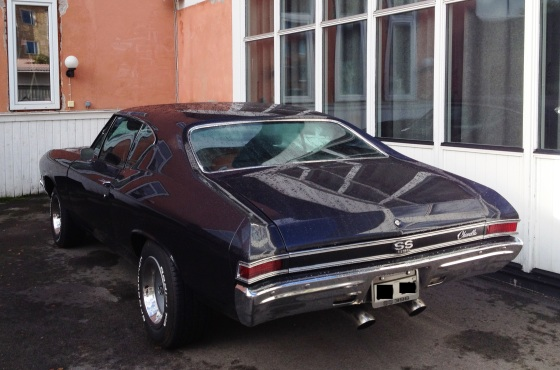 Chevrolet Chevelle 396SS, 1968