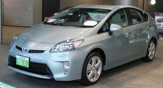 Toyota Prius 2010- = 0,51 l/mil