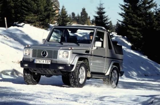 19902002 G klass exteriör