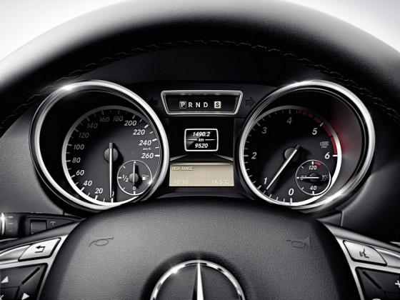 20122014 G-klass cabriolet interiör 3