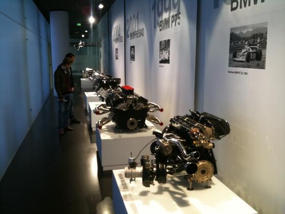 BMWs samtliga racingmotorer