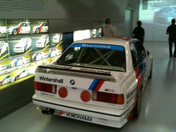 E30 M3 i touringutförande