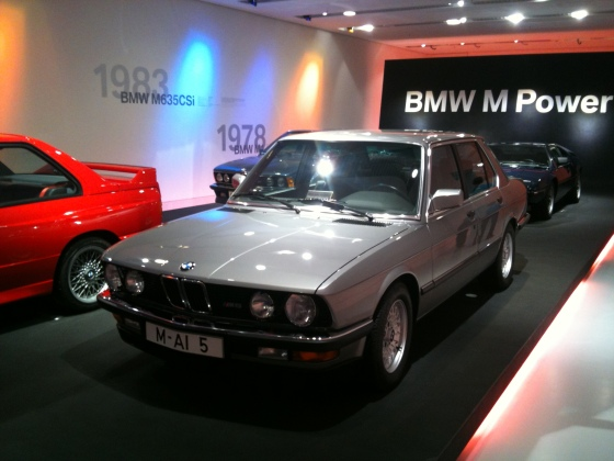 M535i