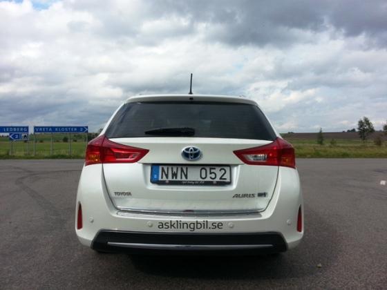 Tack till Kjell Askling bil I Linköping för lånet av bilen!