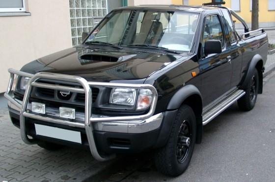Nissan Navara - Rattlande diesel, fördelarlåda och en åkkomfort som tar knäcken på vem som helst.